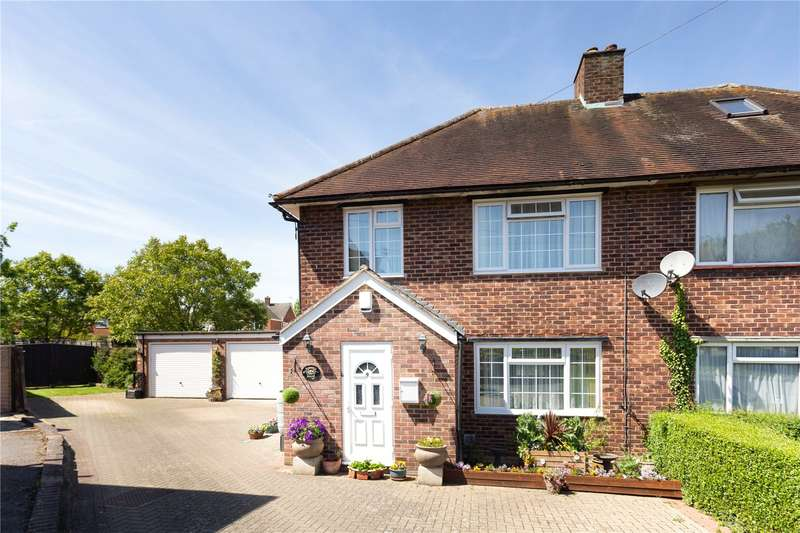 4 Bedrooms Semi Detached House for sale in Keepers Farm Close, Windsor, Berkshire, SL4
