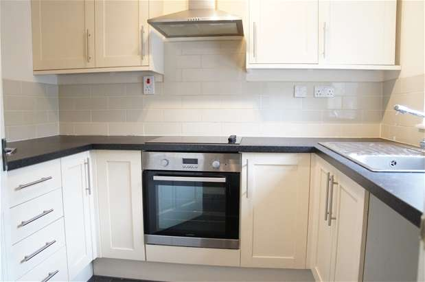 2 Bedrooms Property for sale in Mountbatten Place, Bedford