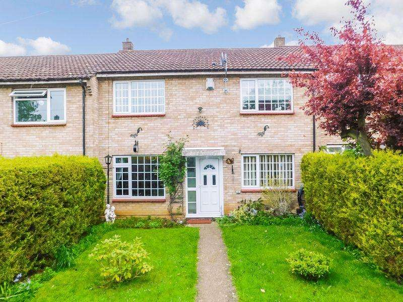 3 Bedrooms House for sale in Redmile Walk, Grantham