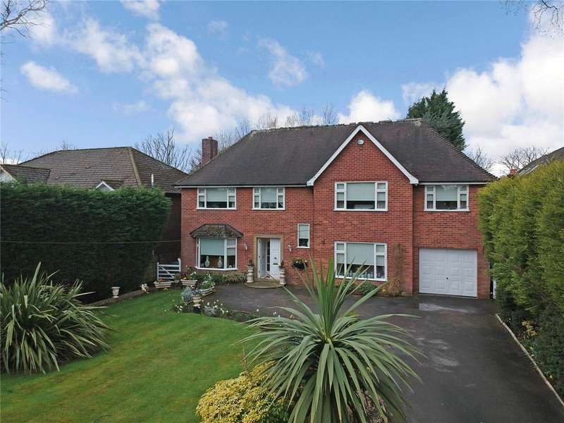 3 Bedrooms Detached House for sale in Ringley Road, Whitefield, Manchester, Greater Manchester, M45
