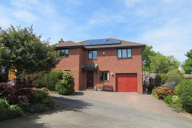 4 Bedrooms Detached House for sale in Alexandra Road, St. Austell