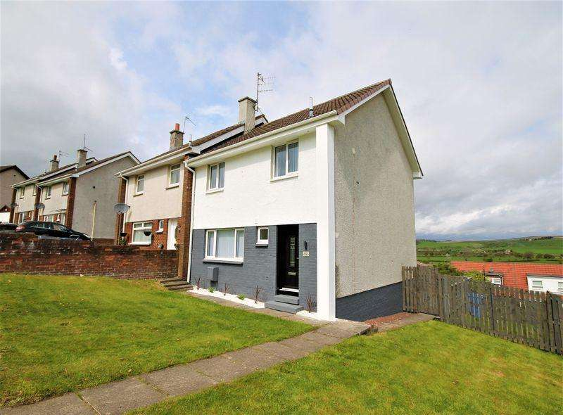 3 Bedrooms Semi-detached Villa House for sale in Dalhanna Drive, New Cumnock