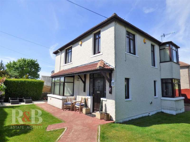 4 Bedrooms Detached House for sale in Longlands Lane, Heysham, Morecambe