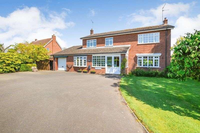 5 Bedrooms Property for sale in Broadgate, Weston Hills, Spalding