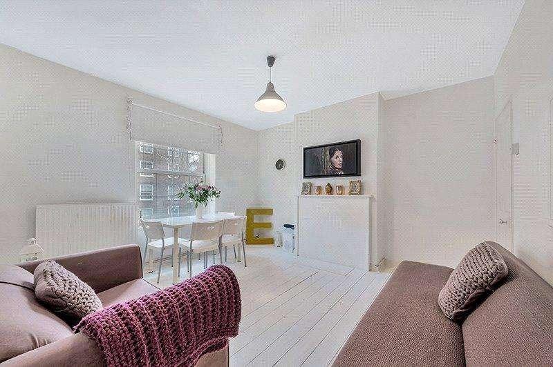 2 Bedrooms Flat for sale in Rennie House, Bath Terrace, London, SE1