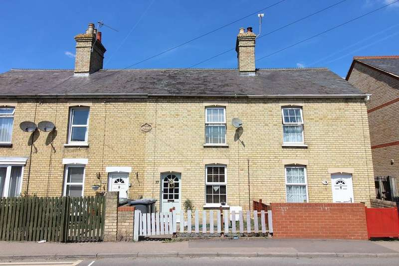 2 Bedrooms Cottage House for sale in Clifton Road, Shefford, SG17