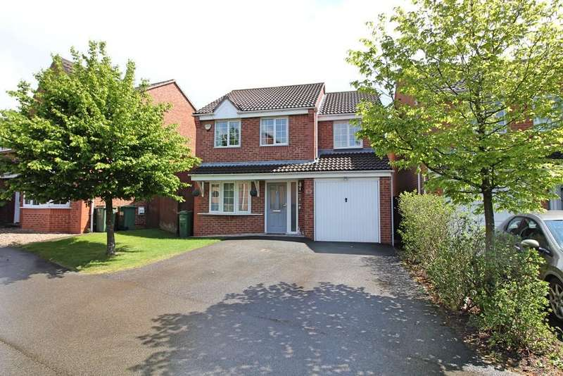 4 Bedrooms Detached House for sale in Pochins Bridge Road, Wigston
