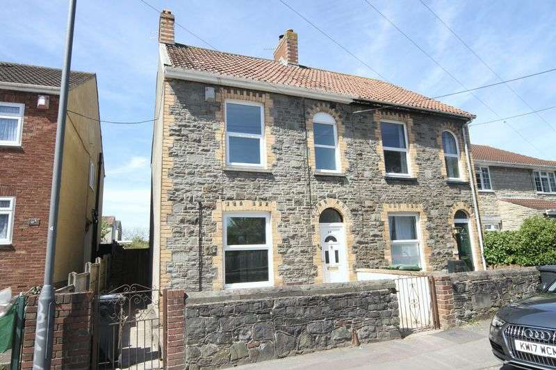 3 Bedrooms Property for sale in Court Road Kingswood, Bristol
