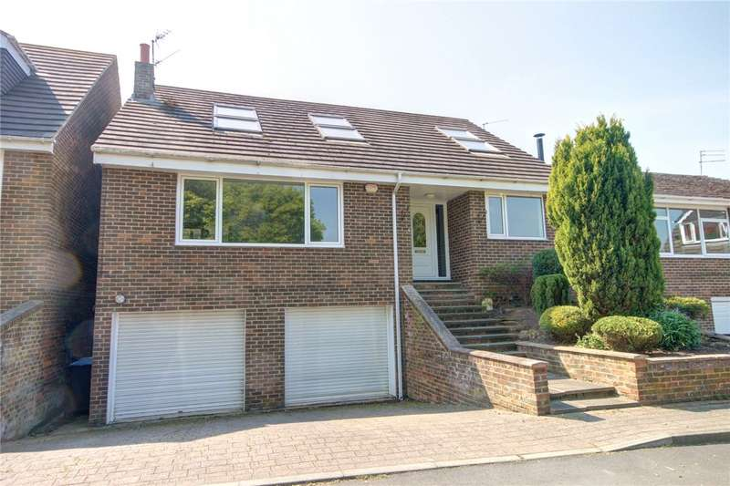 5 Bedrooms Detached House for sale in Bridge Court, Shadforth, Durham, DH6