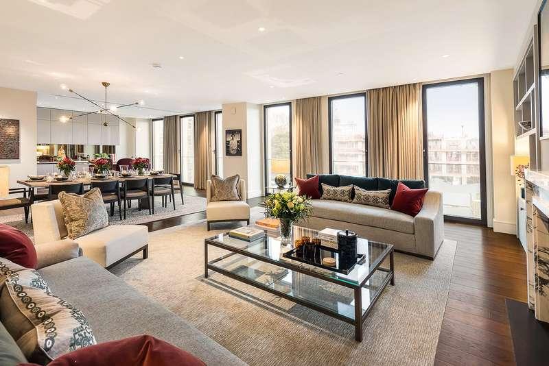 3 Bedrooms Flat for sale in Sydney Street, Chelsea, London, SW3