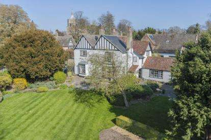 5 Bedrooms Detached House for sale in Great Shelford, Cambridge