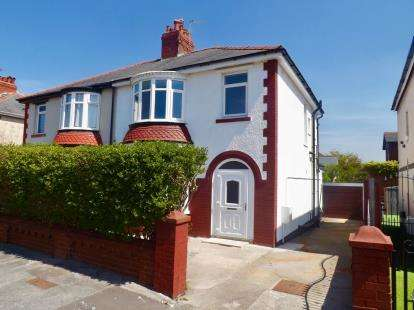 3 Bedrooms Semi Detached House for sale in Westfield Road, Blackpool, Lancashire, ., FY1