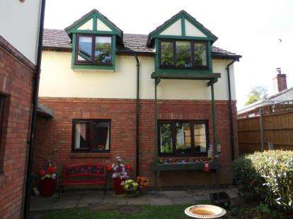2 Bedrooms Retirement Property for sale in St James Court, Birstall, Leicester