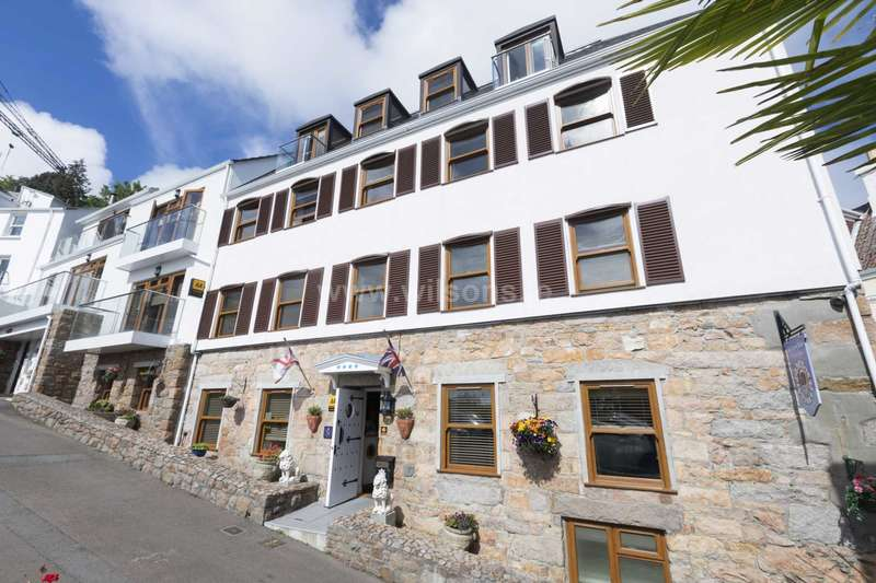 15 Bedrooms Commercial Property for sale in St Aubin