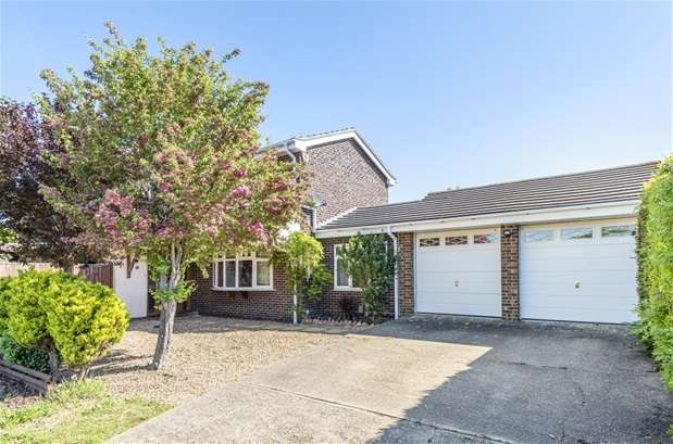 4 Bedrooms Detached House for sale in Willmers Close, Bedford