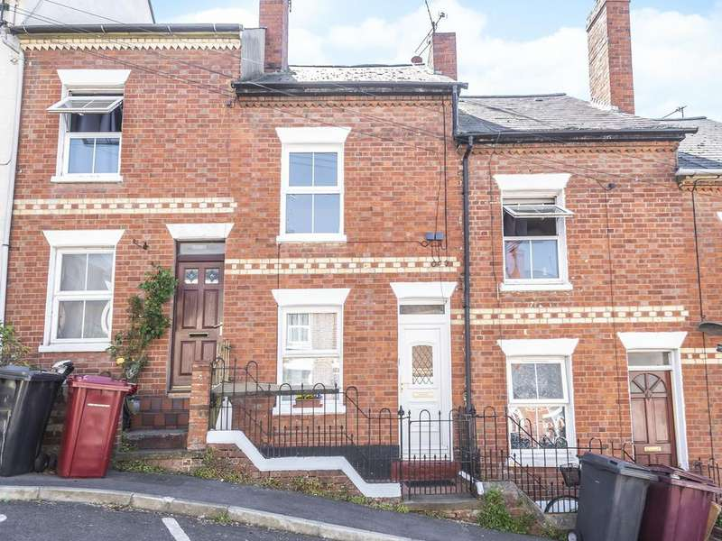 3 Bedrooms Terraced House for sale in Hill Street, Reading, RG1