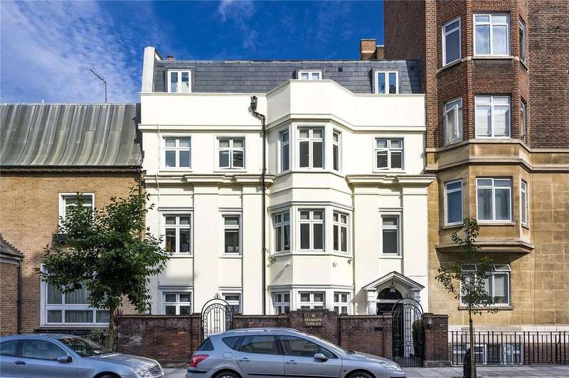 5 Bedrooms End Of Terrace House for sale in Stanhope Terrace, Hyde Park, London