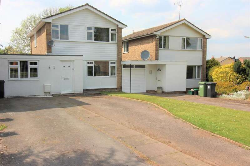 4 Bedrooms Link Detached House for sale in Medway Court, Thornbury, Bristol, BS35 2HL