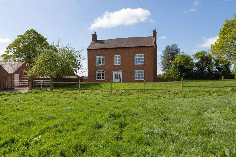 4 Bedrooms Unique Property for sale in Ranton, Stafford, ST18