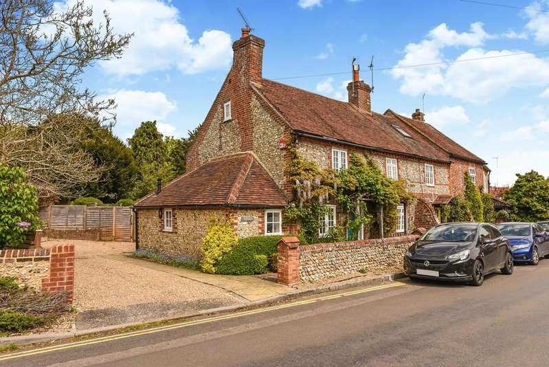 2 Bedrooms Cottage House for sale in Links Lane, Rowland's Castle