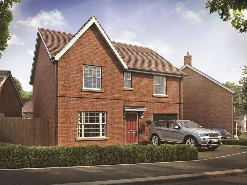 4 Bedrooms Detached House for sale in The Green, Ullesthorpe, Lutterworth