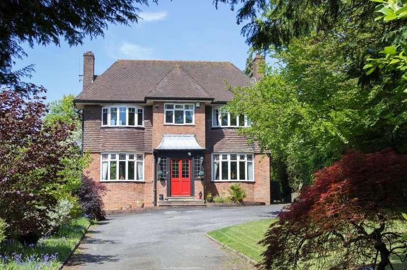 4 Bedrooms Detached House for sale in Twatling Road, Barnt Green, Birmingham