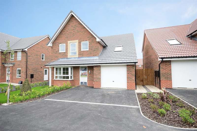 4 Bedrooms Detached House for sale in Hereford Way, Boroughbridge, York, YO51 9PA