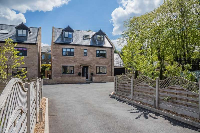 5 Bedrooms Detached House for sale in Newstead Court, Otterhole Close, Buxton, Derbyshire, SK17
