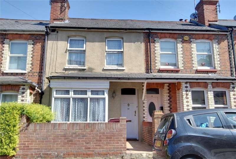 3 Bedrooms Terraced House for sale in Wilson Road, Reading, Berkshire, RG30