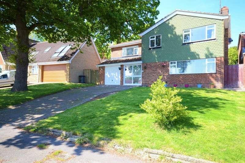 4 Bedrooms Detached House for sale in Mandeville Close, Tilehurst