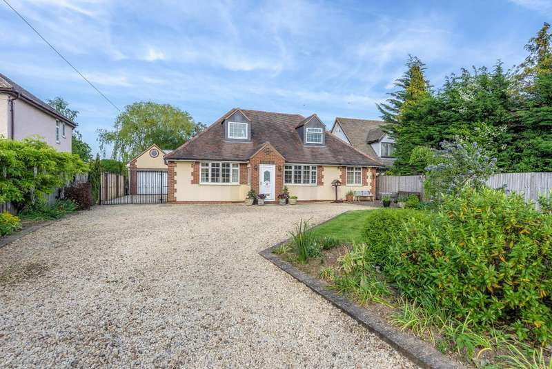 4 Bedrooms Detached House for sale in Yarnton, Oxfordshire, OX5