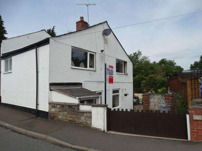 2 Bedrooms Semi Detached House for sale in Buxton Old Road, Congleton