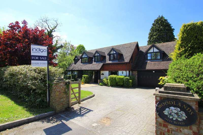 6 Bedrooms Detached House for sale in Old Road, Barton-Le-Clay, Bedfordshire, MK45 4LB