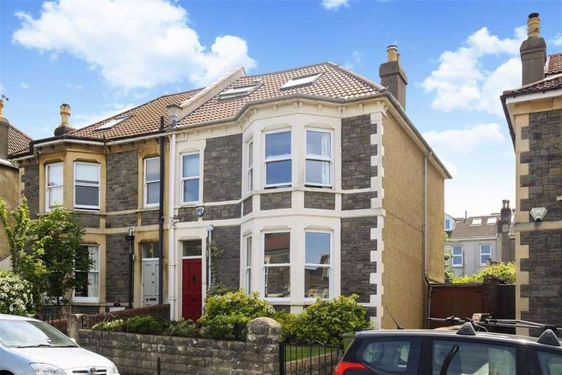 6 Bedrooms Semi Detached House for sale in Chesterfield Road, St Andrews