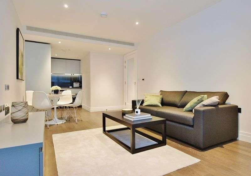 1 Bedroom Property for sale in Four Riverlight Quay, Nine Elms Lane, Nine Elms