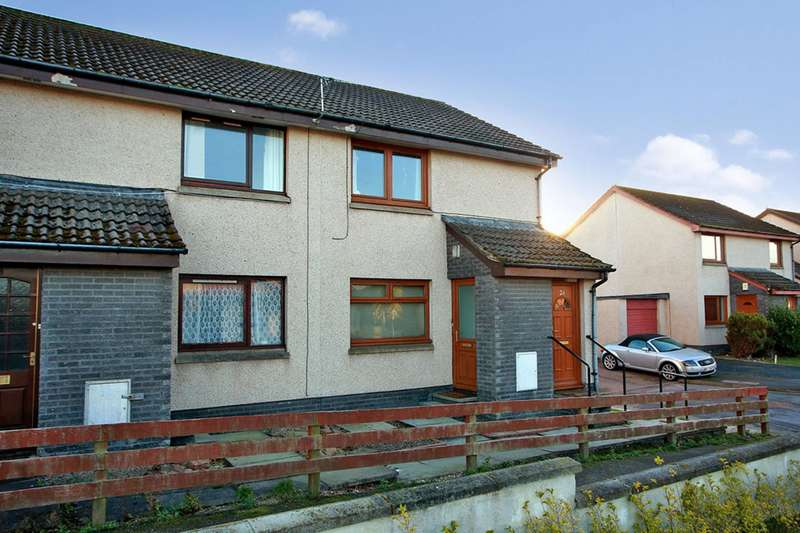 1 Bedroom Ground Flat for sale in Myrtle Terrace, Portlethen, Aberdeen, Aberdeenshire, AB12 4SZ
