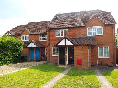 2 Bedrooms Terraced House for sale in Lapwing Close, Bradley Stoke, Bristol, Gloucestershire