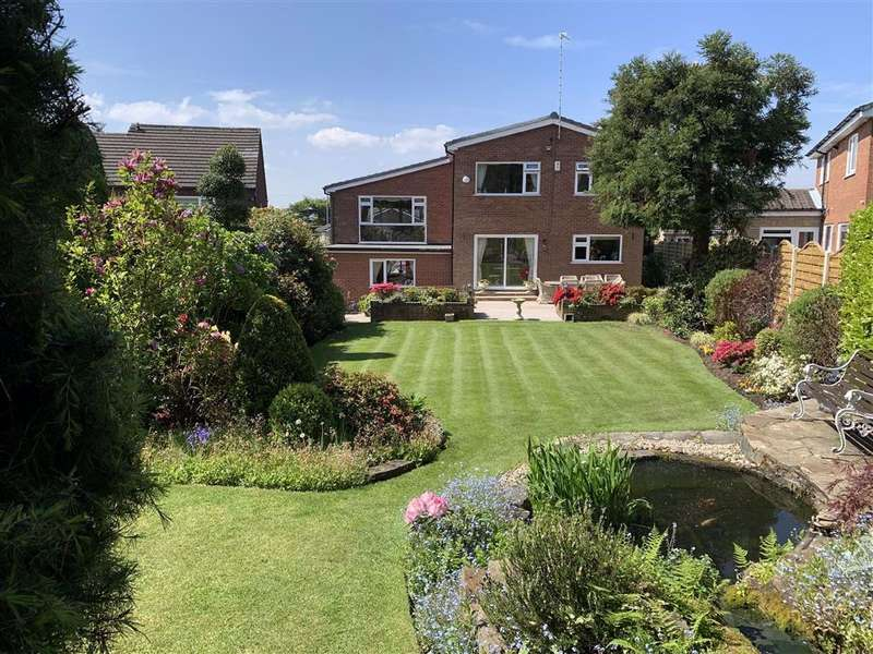 4 Bedrooms Detached House for sale in Norford Way, Bamford, Rochdale, OL11