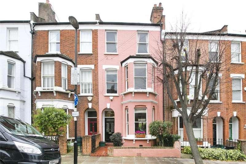 5 Bedrooms Terraced House for sale in Arvon Road, Highbury, London, N5