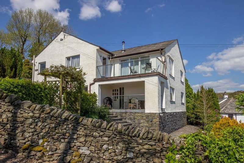 4 Bedrooms Detached House for sale in Fell Foot, Newton In Cartmel