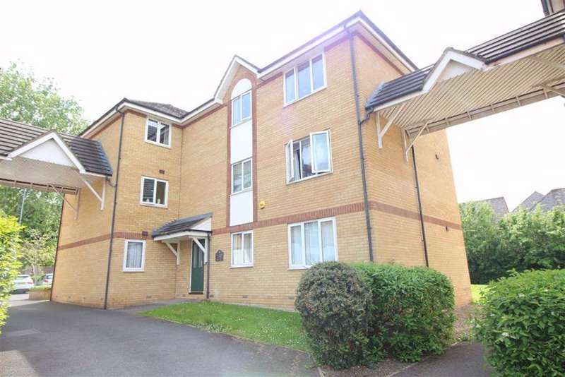 2 Bedrooms Flat for sale in Butlers Close, Bristol