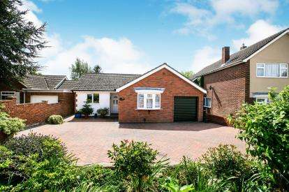4 Bedrooms Bungalow for sale in East Road, Langford, Biggleswade, Bedfordshire