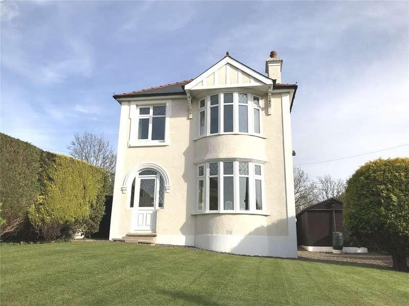 3 Bedrooms Detached House for sale in Windsor Way, Haverfordwest, Pembrokeshire