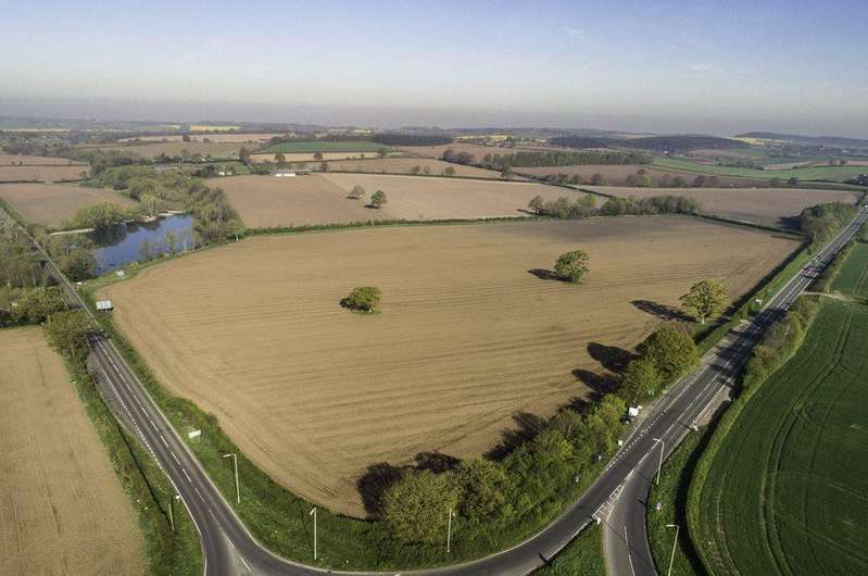 Land Commercial for sale in Shifnal, Shropshire/Staffs Border