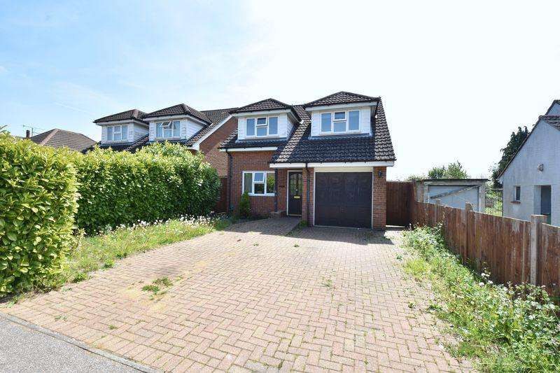 4 Bedrooms Detached House for sale in Sowerby Avenue, Luton