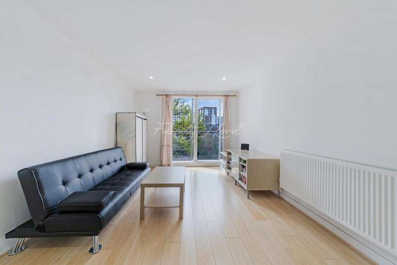 2 Bedrooms Flat for sale in Chenla Building, Conington Road, London, SE13 7FE