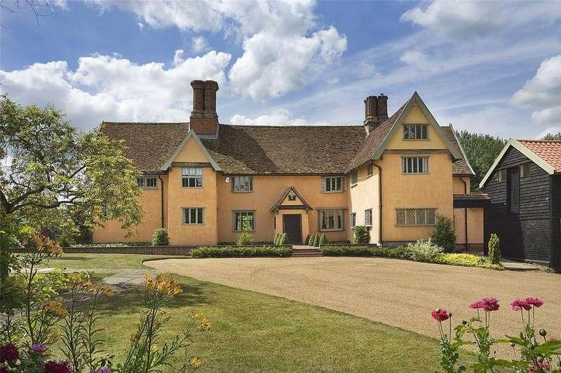 6 Bedrooms Detached House for sale in Brandeston, Woodbridge, Suffolk, IP13