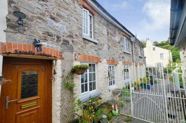 3 Bedrooms Terraced House for sale in Station Road, Buckfastleigh, Devon