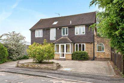 5 Bedrooms Detached House for sale in Willow Vale, Chislehurst