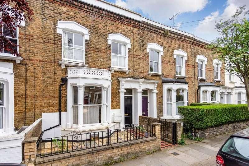 2 Bedrooms Terraced House for sale in Chatterton Road, Highbury, N4